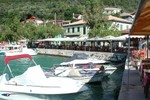 Small fishing boats at Vassiliki